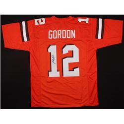 Josh Gordon Signed Cleveland Browns Jersey (JSA COA)