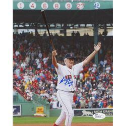 Johnny Pesky Signed Boston Red Sox 8x10 Photo (JSA COA)