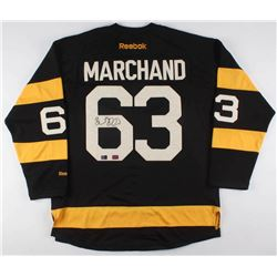 Brad Marchand Signed Boston Bruins Jersey (Marchand COA)