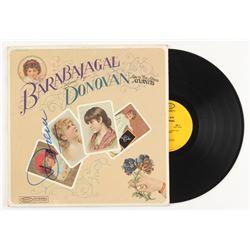 "Donovan Leitch Signed ""Barabajagal"" Vinyl Record Album (JSA COA)"