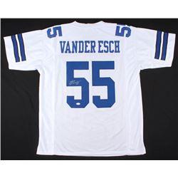Leighton Vander Esch Signed Dallas Cowboys Jersey (JSA COA)
