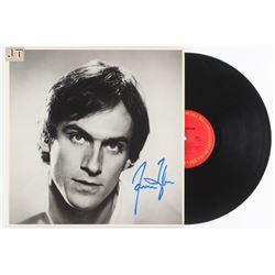 """James Taylor Signed """"JT"""" Vinyl Record Album (JSA COA)"""