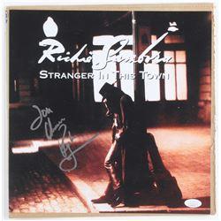 "Richie Sambora Signed ""Stranger In This Town"" 12x12 Photo (Beckett COA)"
