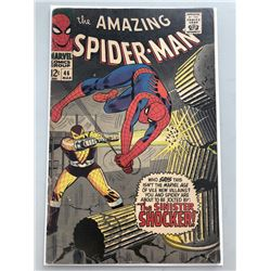 """1967 1st Series """"Amazing Spider-Man"""" Issue #46 Marvel Comic Book"""