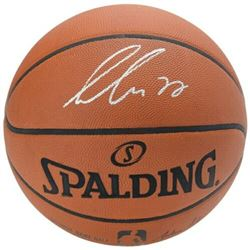 Luka Doncic Signed Official NBA Game Ball (Fanatics Hologram)