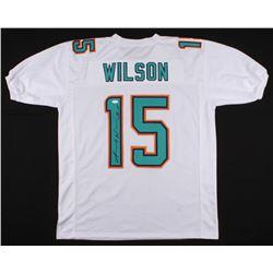 Albert Wilson Signed Miami Dolphins Jersey (JSA COA)