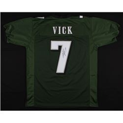 Michael Vick Signed Philadelphia Eagles Jersey (JSA COA)