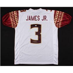 Derwin James Signed Florida State Seminoles Jersey (JSA COA)