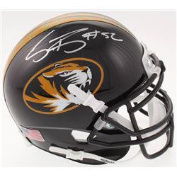 Shane Ray Signed Missouri Tigers Mini-Helmet (JSA COA)