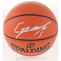 Clint Capela Signed NBA Basketball (TriStar Hologram)