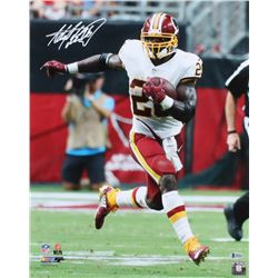 Adrian Peterson Signed Washington Redskins 16x20 Photo (Beckett COA)