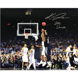"Kris Jenkins Signed Villanova Wildcats 16x20 Photo Inscribed ""2016 Champs"" (JSA COA)"