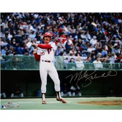 Mike Schmidt Signed Philadelphia Phillies 16x20 Photo (Fanatics  MLB Hologram)