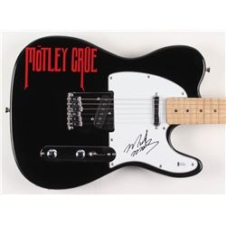 "Mick Mars Signed Motley Crue 39"" Electric Guitar (Beckett COA)"
