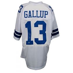 Michael Gallup Signed Dallas Cowboys Jersey (TriStar Hologram)