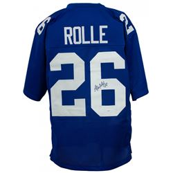 Antrel Rolle Signed New York Giants Jersey (JSA COA)