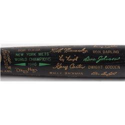 Louisville Slugger 1986 New York Mets World Champions Engraved Baseball Bat
