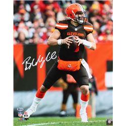 Baker Mayfield Signed Cleveland Browns 16x20 Photo (Beckett COA)