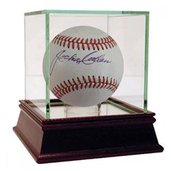 Jocko Conlan Signed OAL Baseball (JSA Hologram)