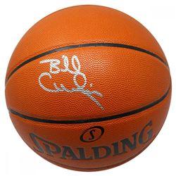 Billy Cunningham Signed Spalding NBA Basketball (JSA Hologram)