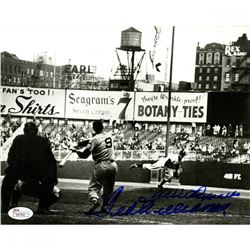 Ted Williams  Allie Reynolds Signed 8x10 Photo (JSA Hologram)