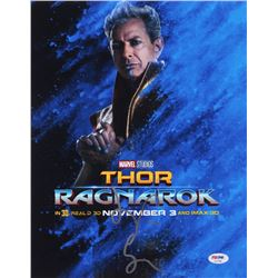 "Jeff Goldblum Signed ""Thor: Ragnarok"" 11x14 Photo (PSA COA)"