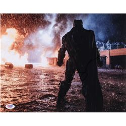 """Ben Affleck Signed """"Batman v Superman: Dawn of Justice"""" 11x14 Photo (PSA COA)"""