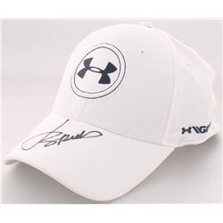 Jordan Spieth Signed Under Armor Hat (JSA COA)