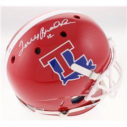 Terry Bradshaw Signed Louisiana Tech Bulldogs Full-Size Helmet (Radtke COA)