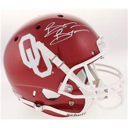 Brian Bosworth Signed Oklahoma Sooners Full-Size Helmet (JSA COA)