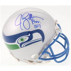 Jim Zorn Signed Seattle Seahawks Mini Helmet (JSA COA)