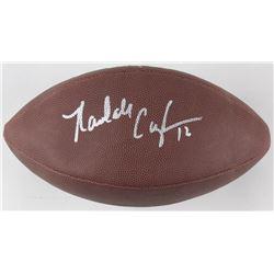 Randall Cunningham Signed NFL Football (JSA COA)