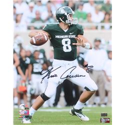 Kirk Cousins Signed Michigan State Spartans 16x20 Photo (Radtke COA)