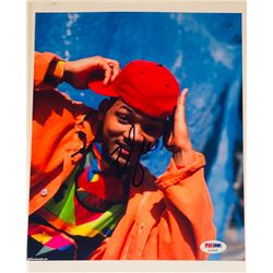 """Will Smith Signed """"The Fresh Prince of Bel-Air"""" 8.5x11 Photo (PSA COA)"""