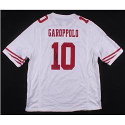 Jimmy Garoppolo Signed San Francisco 49ers Nike Jersey (TriStar COA)