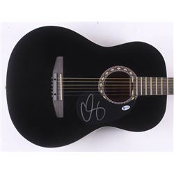 "Chris Stapleton Signed 38"" Rogue Acoustic Guitar (Beckett Hologram)"