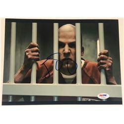 "Jesse Eisenberg Signed ""Batman v Superman: Dawn of Justice"" 8x10 Photo (PSA COA)"