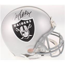 Marshawn Lynch Signed Oakland Raiders Full-Size Authentic On-Field Helmet (Radtke COA)