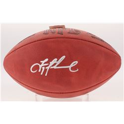 Troy Aikman Signed Official NFL Game Ball (Aikman Hologram)