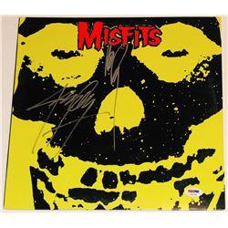 "Glenn Danzig  Jerry Only Signed ""Misfits"" Vinyl Record Album (PSA COA)"
