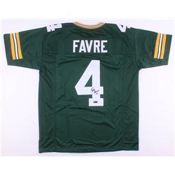Brett Favre Signed Green Bay Packers Jersey (Radtke COA)