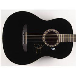 "Dwight Yoakam Signed 38"" Rogue Acoustic Guitar (Beckett COA)"