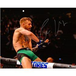 "Conor McGregor Signed UFC ""Making It Rain"" 16x20 Photo (Fanatics Hologram)"