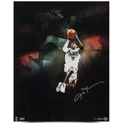 "Allen Iverson Signed Philadelphia 76ers ""Pound for Pound"" 16x20 Limited Edition Photo (UDA COA)"