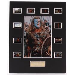 """Braveheart"" 8x10 Custom Matted Original Film Cell Display"