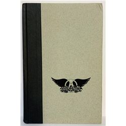 "Aerosmith Band-Signed ""Walk This Way"" Hardcover Book with (5) Signatures Including Steven Tyler, Bra"