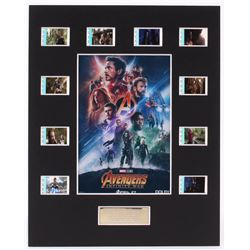 """The Avengers: Infinity War"" Limited Edition Original Film / Movie Cell Display"