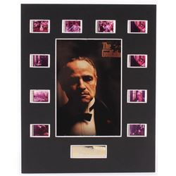 """The Godfather"" Limited Edition Original Film / Movie Cell Display"