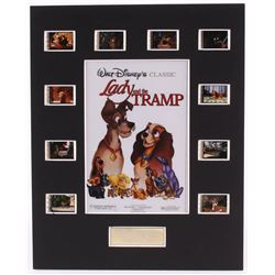 """Lady and the Tramp"" Limited Edition Original Film / Movie Cell Display"