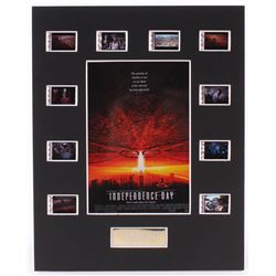 """Independence Day"" Limited Edition Original Film / Movie Cell Display"